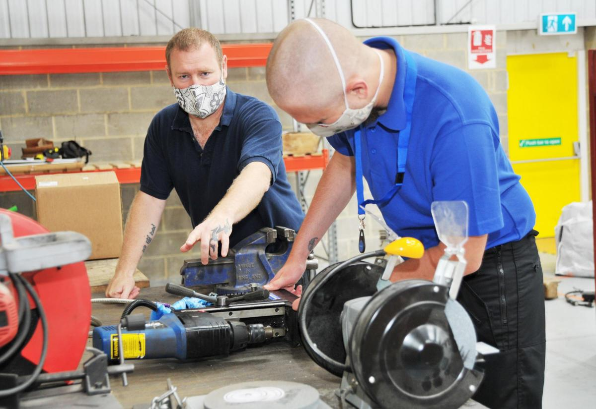 Ex-Honda apprentices join Recycling Technologies